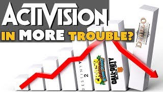 Activision In MORE Trouble!