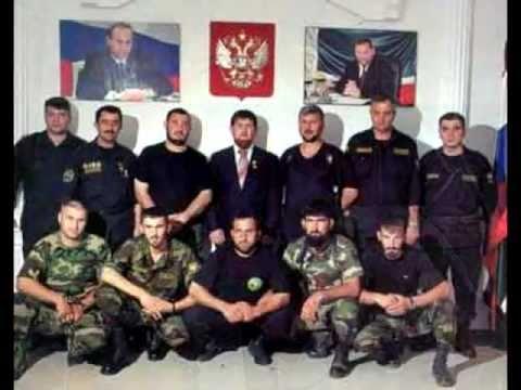 Кадыровские убийцы