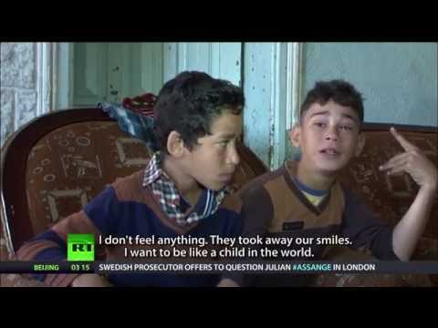 Child Survivors: Aftermath of Israel offensive in Gaza