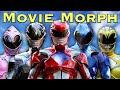 TEAM MORPH: Power Rangers Movie 2017