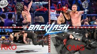 ملخص عرض  باكلاش كامل ( ابطال جدد  )  WWE Backlash 11/9/2016 Highlights