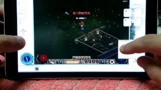 全球唯一暗黑破壞神2/Diablo2 x86/Tablet虛擬化觸屏/Touch展示