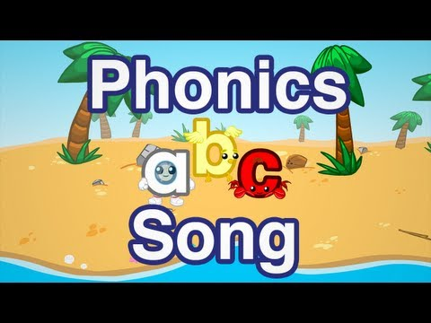 Phonics Song - Preschool Prep Company