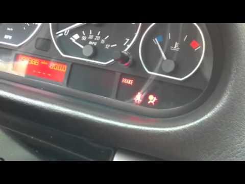 How To Reset Bmw Airbag Light 3 Series E36 E46 E39 E65 E90