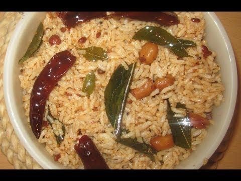 How to make Puli Saadham