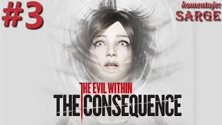 Zagrajmy w The Evil Within: The Consequence DLC [60 fps] odc. 3 - Posterunek policji