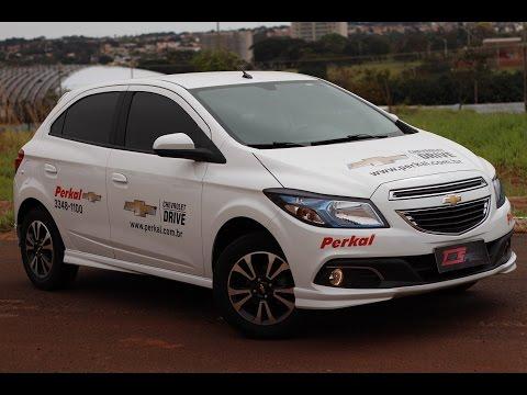Avaliação Chevrolet Onix 1.4 LTZ (Canal Top Speed)