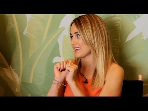 "Lauren Conrad On Her Engagement ""Life is Good"""