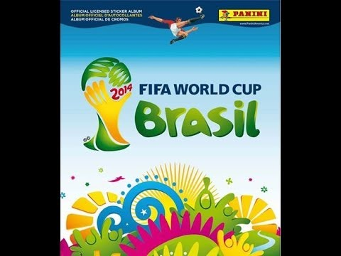 Sticker Album Online Brazil 2014 World Cup Panini Review Codes