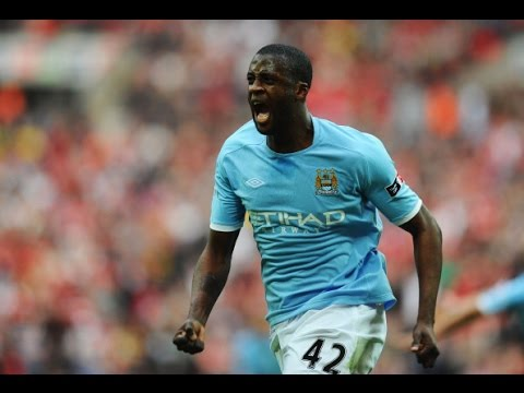 Will Yaya Toure Lead Man City Past Arsenal? [2014 Community Shield]