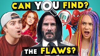 10 Movie Mistakes You Won't Believe You Missed #2 | Find The Flaws