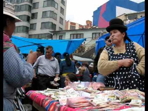 La Paz - Bolivia Travel with  Savia Andina - Zulma Yugar