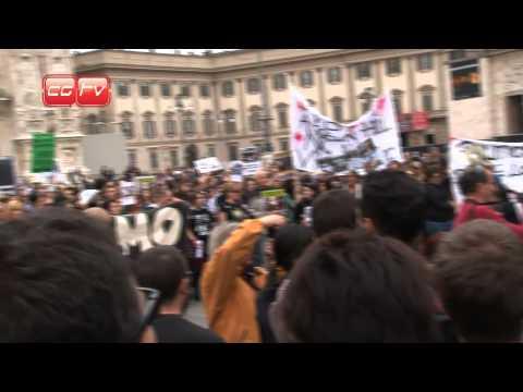 CGTV – 8 MAGGIO 2012 A MILANO – GIORNATA MONDIALE CONTRO LA VIVISEZIONE