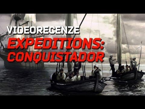 recenze: Expeditions: Conquistador