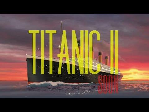 Titanic II-Clive Palmer,SOON !