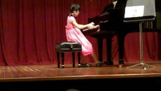 Ethel Poh 2nd Prize-RGS Young Pianist Competition