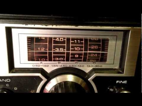 New York Weather Radio On MY DX-100