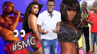 Dexta Daps Gets Naked, Yanique Curvy Diva Says No Underwear , Dream Weekend 2019 Viral Video | SMC
