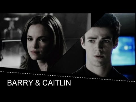 Flash Barry And Caitlin Barry Caitlin 1x01-1x03