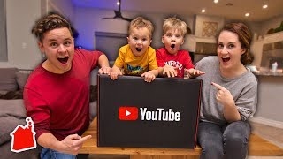 YouTube Surprised Our Family!