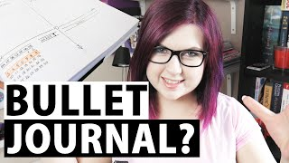 CO TO JEST BULLET JOURNAL? | Blogodynka