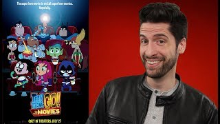 Teen Titans GO! To The Movies - Movie Review