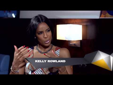 Sika Osei Interviews Kelly Rowland for 53 Extra (dstv)