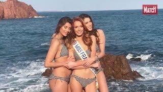 Séance photo pour trois Ch'tis Miss France