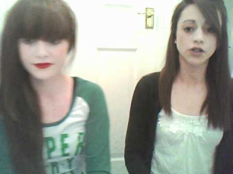 Hollie and Laura - Someone Like You - Adele (cover) Music Videos