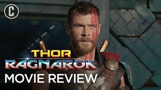 Thor: Ragnarok Review (No Spoilers)