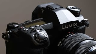 A Look At The Panasonic Lumix G9 Micro Four Thirds Camera