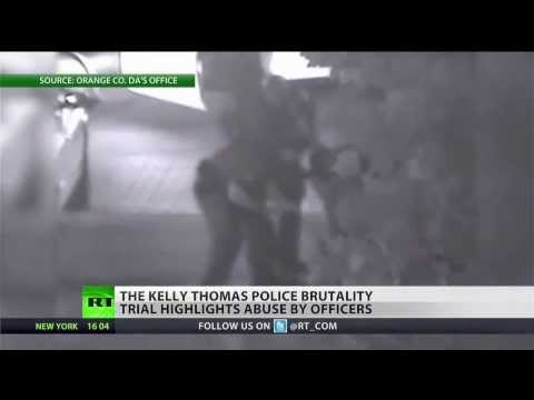 California police manslaughter trial puts spotlight on police brutality