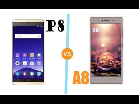 مقارنة بين هاتفي Allure A8 و Plume P8 من كوندور، فمن هو الأفضل؟