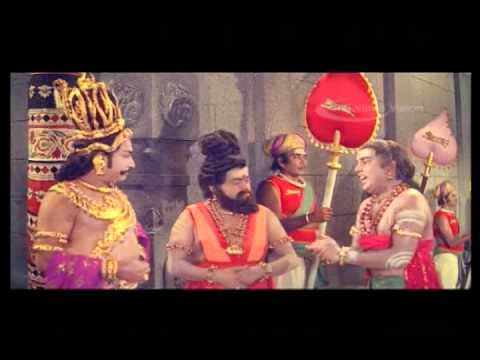 Rajaraja Cholan Full Movie Part 2 video
