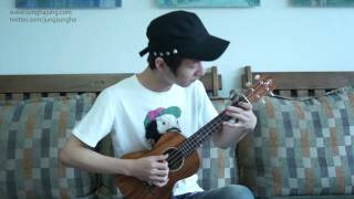 (Stevie Wonder) Superstition - Sungha Jung (Ukulele Ver)