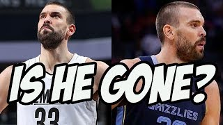Will The Grizzlies Finally Be Forced To Trade Marc Gasol?