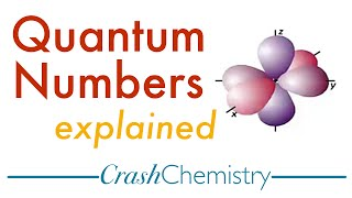 chem quantum numbers