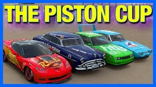 Forza Horizon 4 Online : BEST OF THE PISTON CUP!! (FH4 Hudson Hornet)