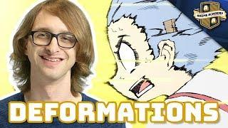 Principles of Animation: Deformation   Anime Academy
