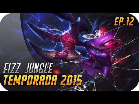 TEMPORADA 2015 | EP 12 | FIZZ | Build de Efectos en la Q, ROTISIMO!