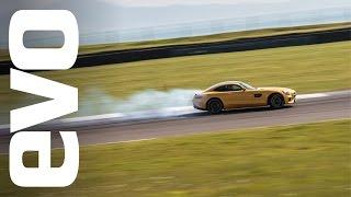 Mercedes AMG GT S vs Porsche 911 Turbo | evo DEADLY RIVALS