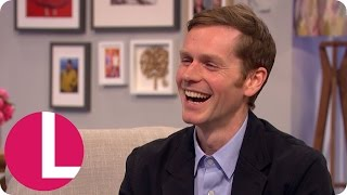 Shaun Evans on the Pressures of Playing a Beloved Character like Morse | Lorraine