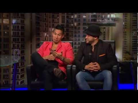 Jaime Bayly entrevista a Chino y Nacho 1/3 (No monólogo)
