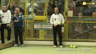 Coppa Italia Seniores 2016 - raffa - Sintesi RaiSport