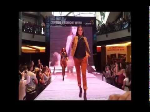 Centro Fashion Week 01.10.11 Show Teil 1