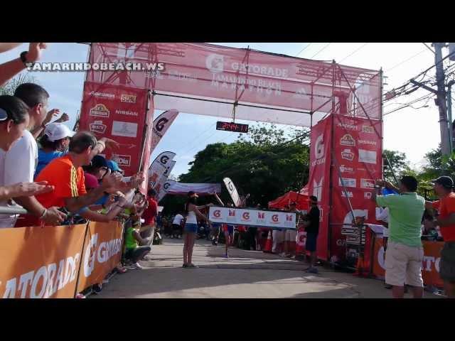 Tamarindo Beach Marathon 2012 | Costa Rica