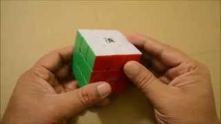 Rubik's Cube step by step Easy solution in Hindi