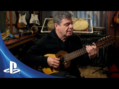 Gustavo Santaolalla: The Music of The Last of Us