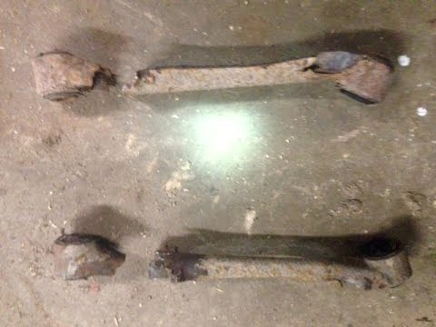 Ford Expedition Rear Trailing Arms (Four link)