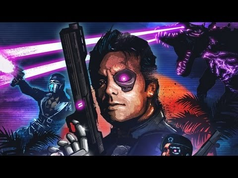 Far Cry 3: Blood Dragon - Test / Review - Ein Herz für Cyber-Drachen